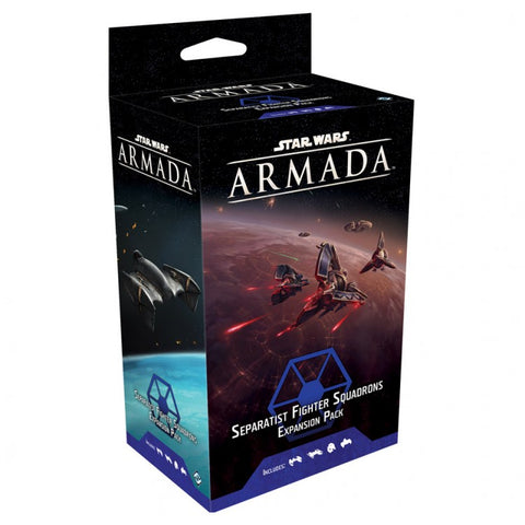 Star Wars Armada: Separatist Fighter Squad Pack