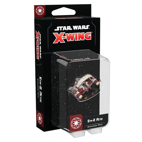 Star Wars X-Wing 2E: Eta-2 Actis Pack