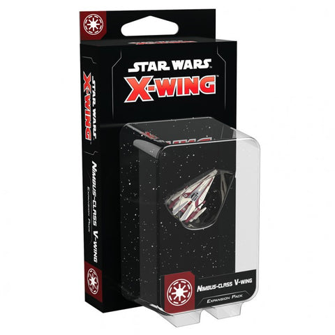 Star Wars X-Wing 2E: Nimbus-class V-wing Pack