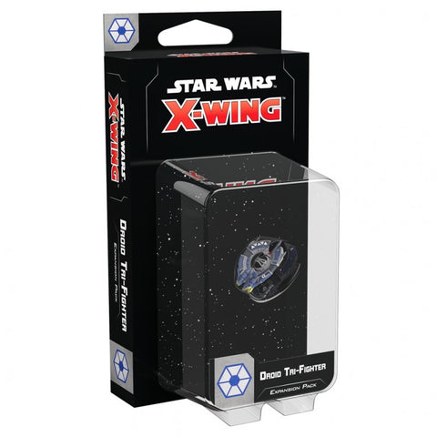Star Wars X-Wing 2E: Droid Tri-Fighter Pack