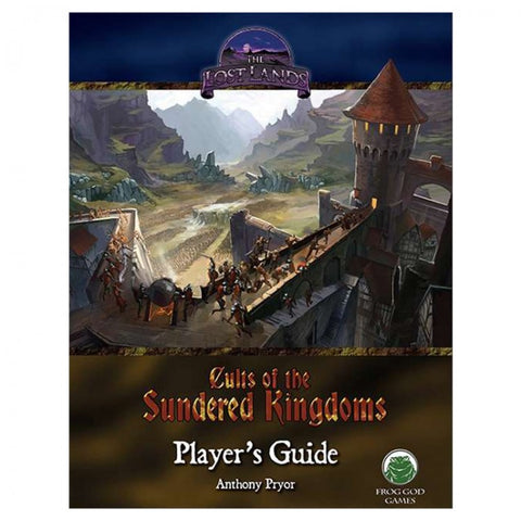 Cults of the Sundered Kingdoms Player's Guide
