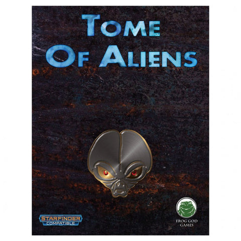 Starfinder RPG: Tome of Aliens