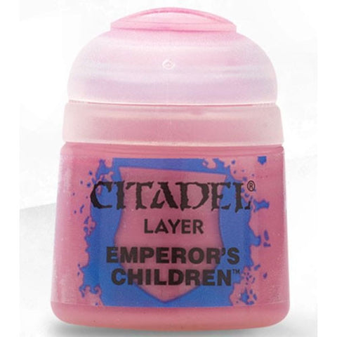 Citadel Paint: Emperor's Children