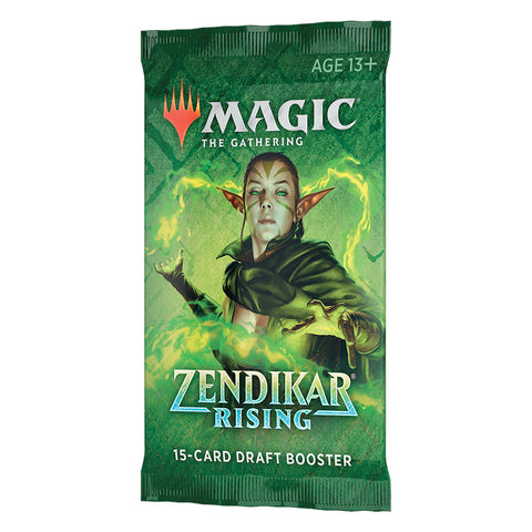 Zendikar Rising Draft Pack