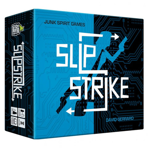 Slip Strike: Blue Edition