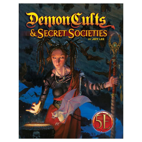 Demon Cults and Secret Societies