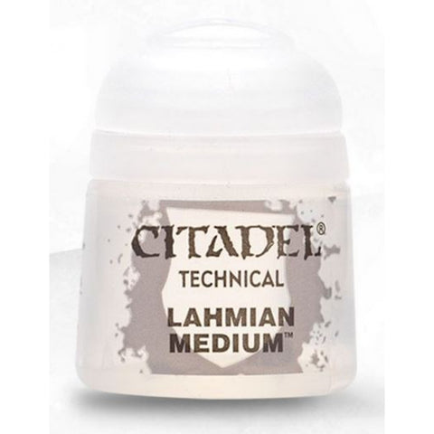 Citadel Paint: Technical - Lahmian Medium