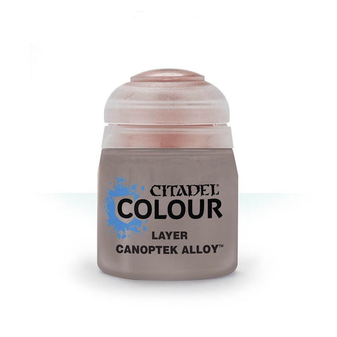 Citadel Paint: Layer - Canoptek Alloy