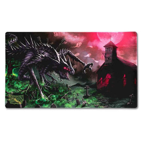 Spider King Playmat