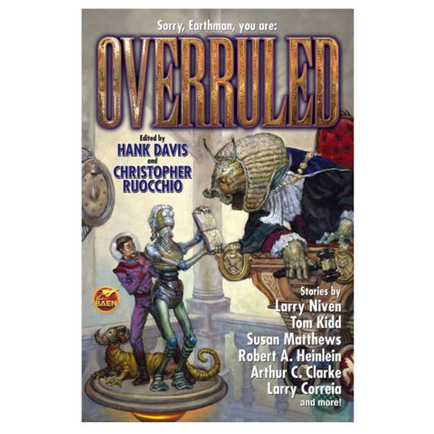 Overruled! (Stories) [Ed. Davis, Hank; Ruocchio, Christopher]