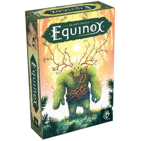 Equinox (Green cover)