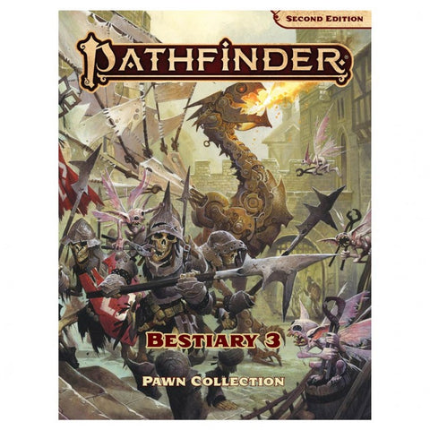 Pathfinder 2E: Bestiary 3 Pawn Collection
