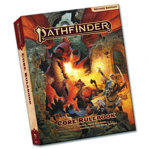 Pathfinder Core Rulebook (P2E) Pocket Edition