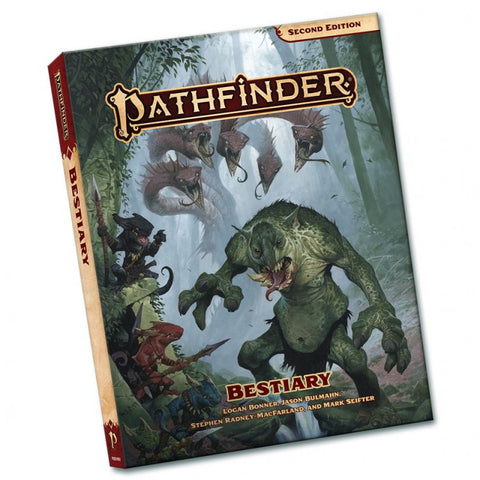 Pathfinder Bestiary P2E Pocket Edition