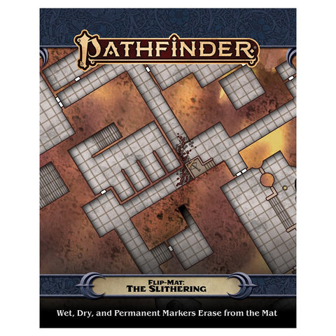 Pathfinder 2E - Flip-Mat: The Slithering