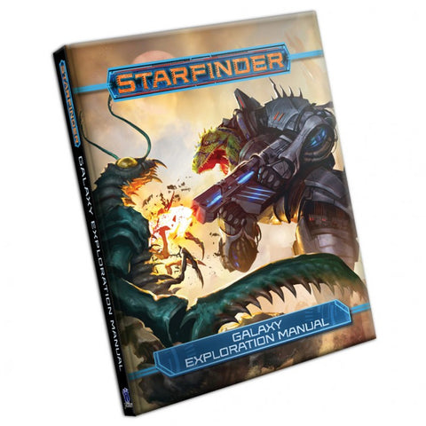 Starfinder RPG: Galaxy Exploration Manual