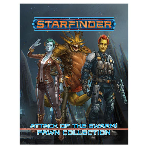 Attack of the Swarm! Pawn Collection - Starfinder RPG [PZO7416]