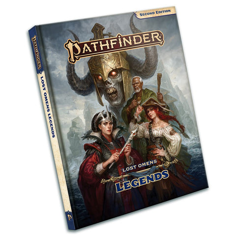 Pathfinder 2E: Lost Omens - Legends