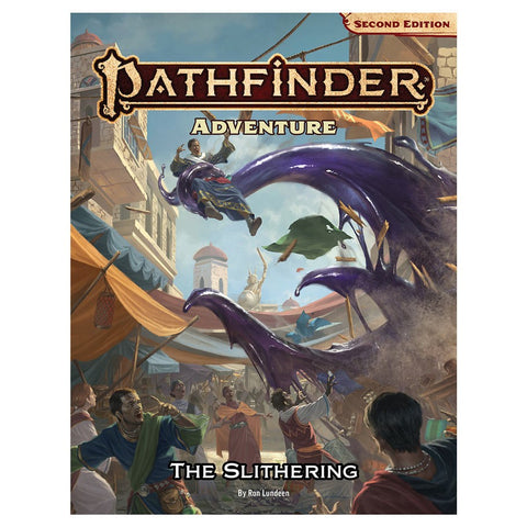 Pathfinder 2E Adventure: The Silthering