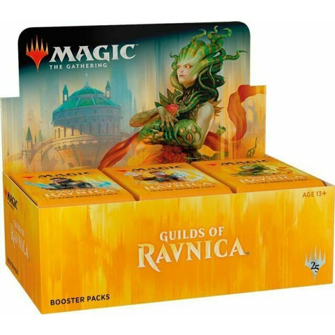 Guilds of Ravnica Box