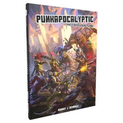 PunkApocalyptic: The RPG