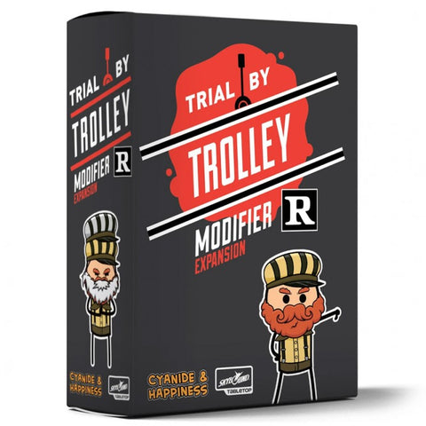 Trial by Trolley: Modifier NSFW Expansion