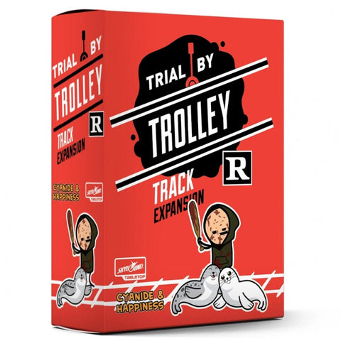 Trial by Trolley: Track NSFW Expansion
