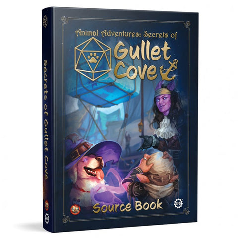 Animal Adventures: Secrets of Gullet Cove: Source Book