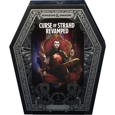 Curse of Strahd Revamped - Deluxe Kit