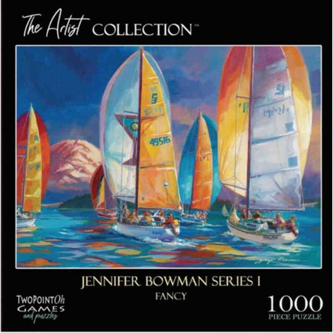 "The Artist Collection: ""Fancy"" 1000-Piece Puzzle"