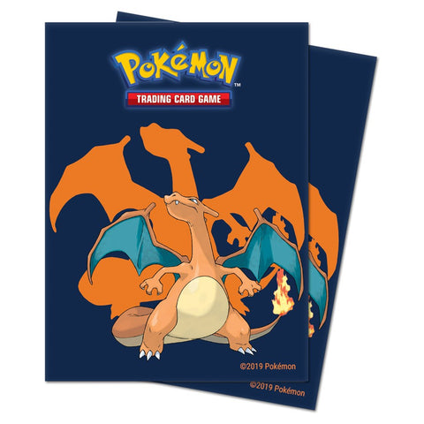 Ultra Pro Deck Protector Sleeves: Charizard