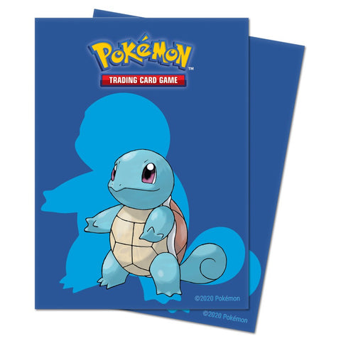 Ultra Pro Deck Protector Sleeves: Squirtle