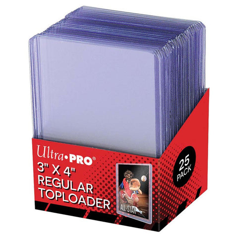 Ultra Pro Top Loader 25ct