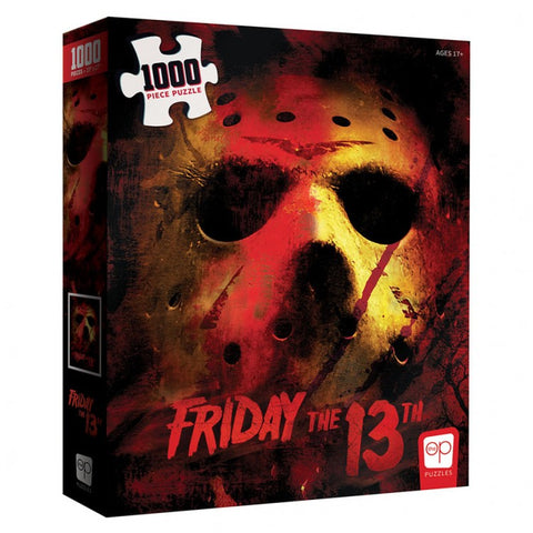 Puzzle: Friday The 13th 1000 pc