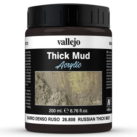 DE: Mud: Russian Thick Mud (200 ml.)