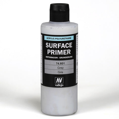 Surface Primer: Grey (200 ml.)
