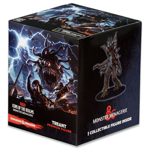 D&D Icons of the Realms Set 4 Monster Menagerie Case Incentive: Treant [WZK72289]