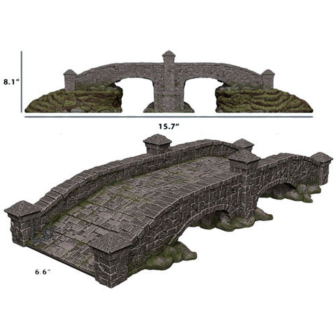 Wizkids 4D Settings Stone Bridge [WZK74108]