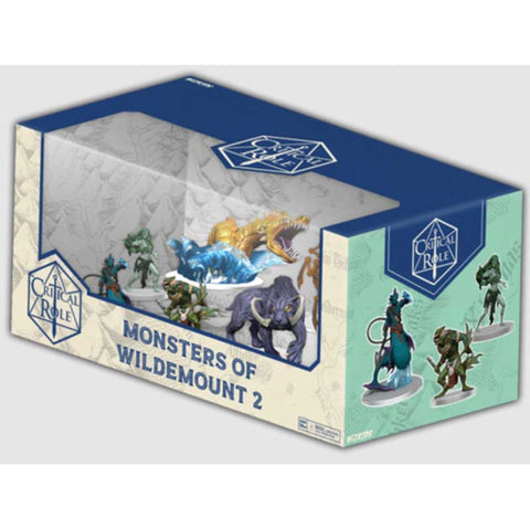 Critical Role: Monsters of Wildemount 2 Box Set [WZK74251]