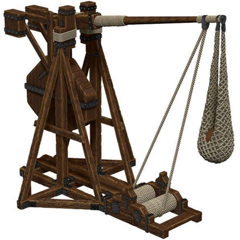 PREORDER: Wizkids 4D Settings: War Machines Trebuchet [WZK75002]