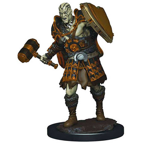 D&D Premium Figures: W3 Male Goliath Fighter [WZK93014]