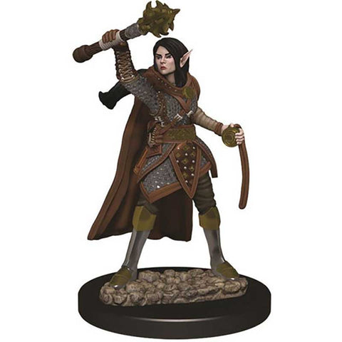 D&D Premium Figures: W3 Female Elf Cleric [WZK93021]