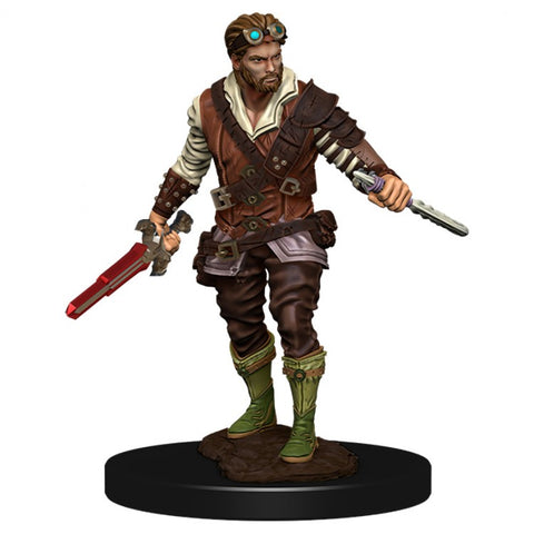 D&D: Icons of the Realm: Premium: W4 Human Rogue Male [WZK93022]