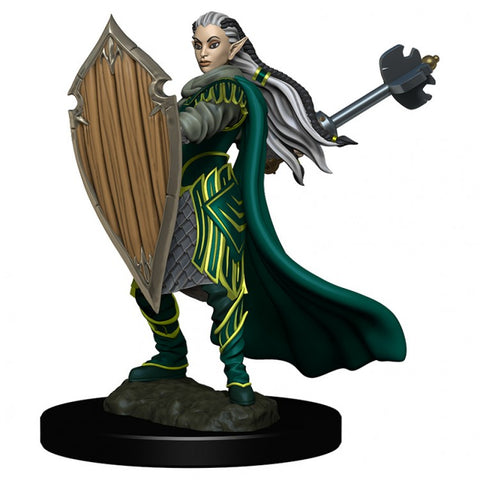 D&D: Icons of the Realm: Premium: W4 Elf Paladin Female [WZK93025]