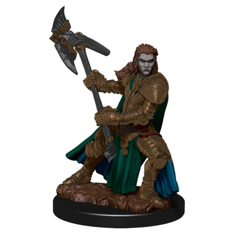 D&D: Icons of the Realm: Premium: W4 Half-Orc Fighter Female [WZK93026]