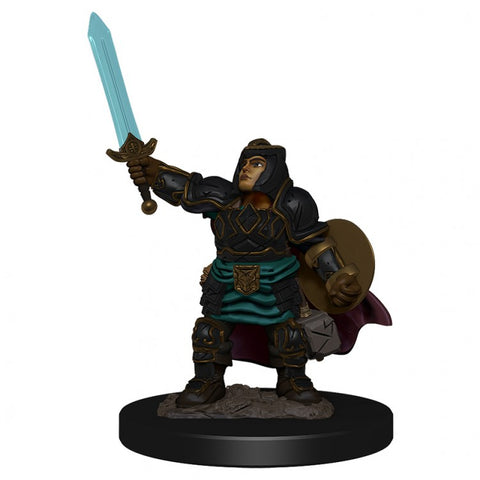 D&D: Icons of the Realm: Premium: W4 Dwarf Paladin Female [WZK93027]