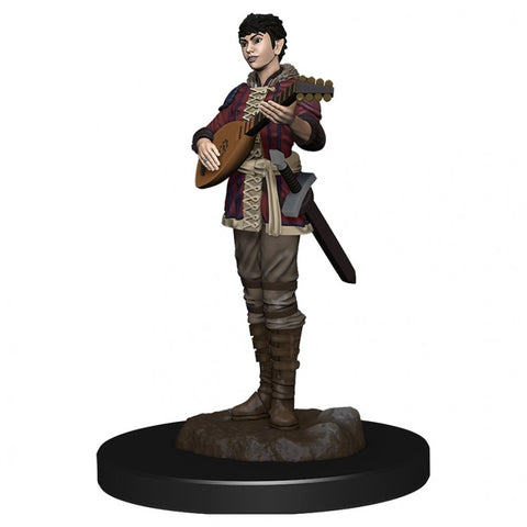 D&D: Icons of the Realm: Premium: W4 Half-Elf Bard Female [WZK93028]
