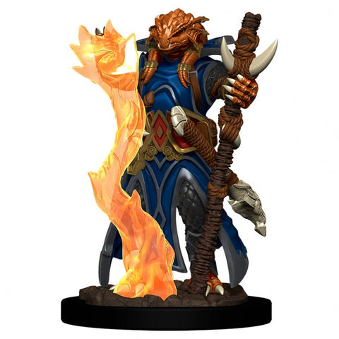 D&D: Icons of the Realm: Premium: W4 Dragonborn Sorcerer Female [WZK93029]