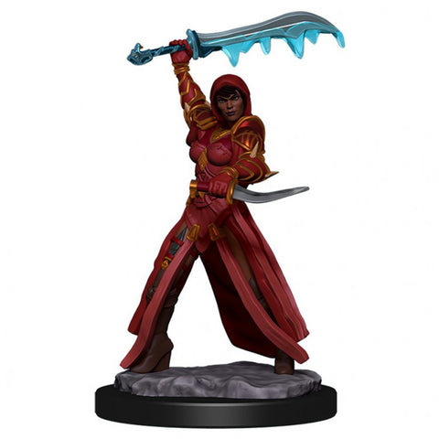 D&D: Icons of the Realm: Premium: Human Rogue Female [WZK93032]