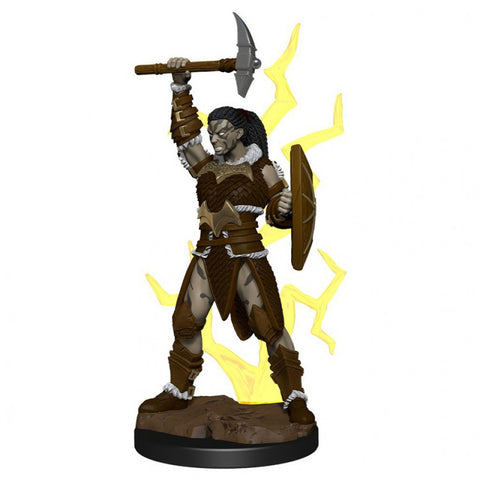 D&D: Icons of the Realm: Premium: Goliath Barbarian Female [WZK93033]